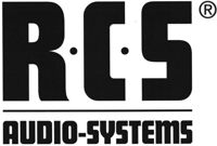 RCS Audio-Systems Logo