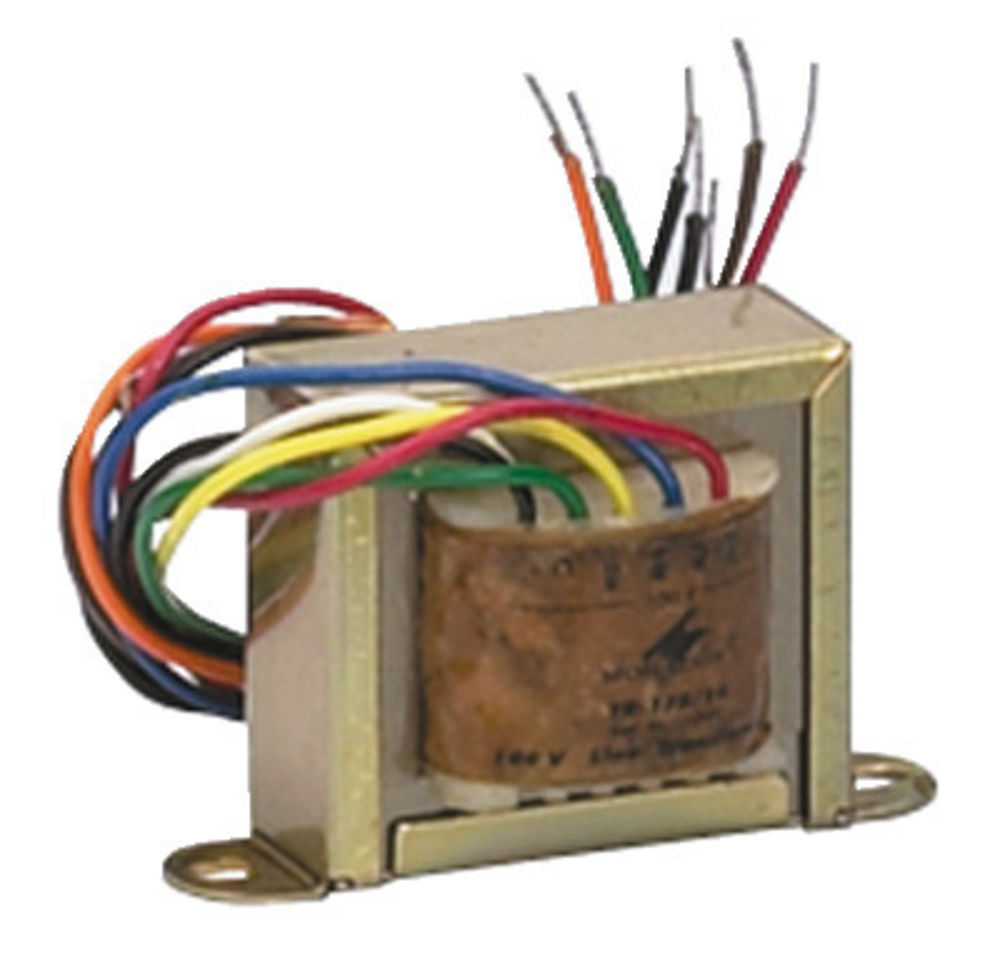 Monacor 170450 100 Audio Transformers Industry Electronics Transformer Tap To Expand