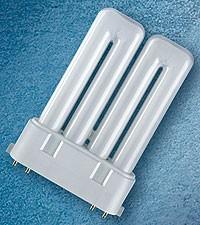 827 Interna 18W Osram Kompaktleuchtstofflampe DULUX D Licht Lampe G24d